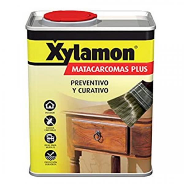 Xylamon Mata Carcomas Plus 5L
